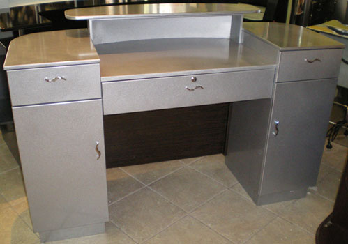 R10 - Reception Desk Back