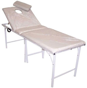 beauty bed Portable