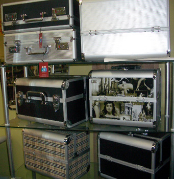 Hairdressing & Beauty Cases